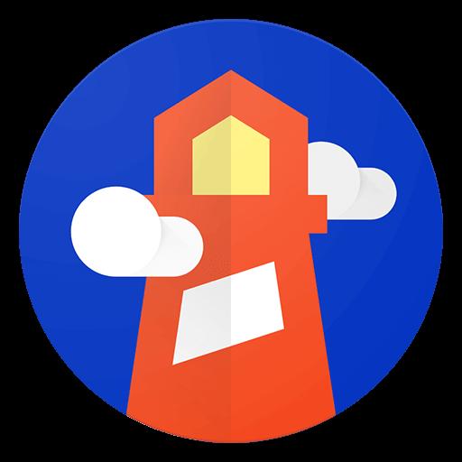 Chrome Lighthouse